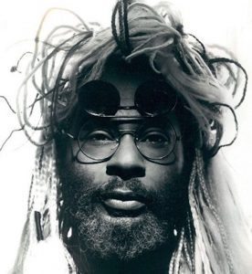 The architect of the P-Funk movement, George Clinton