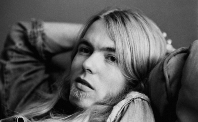 "That Time the ""Midnight Rider"" Gregg Allman Did Disco…The Hard Way?"