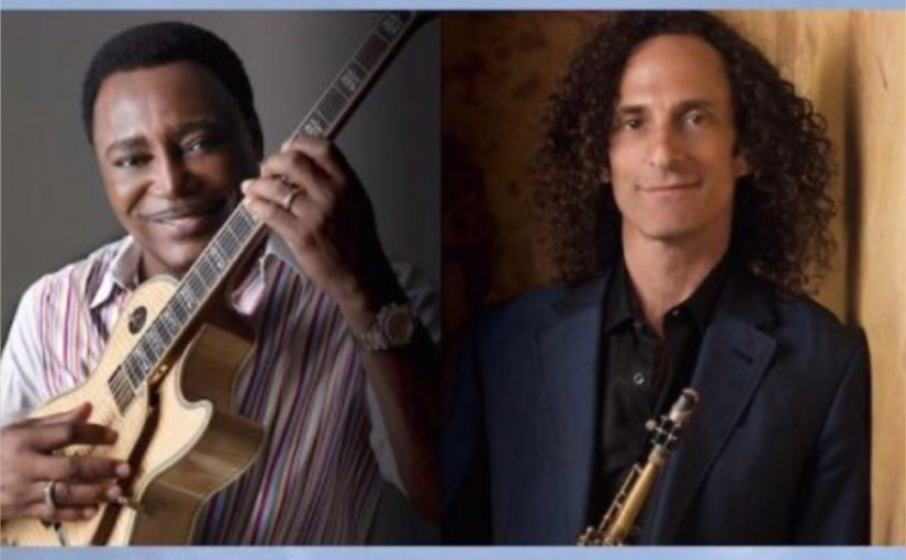 Kenny G & George Benson Play Chicago…The Glaring Omission and The Encore That Never Happened