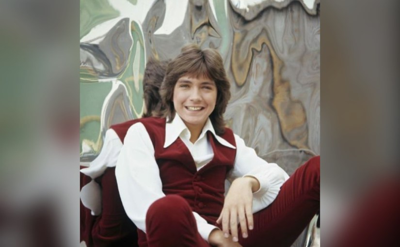 R.I.P. David Cassidy (1950-2017); Yep, Even This Black Kid Had His Records