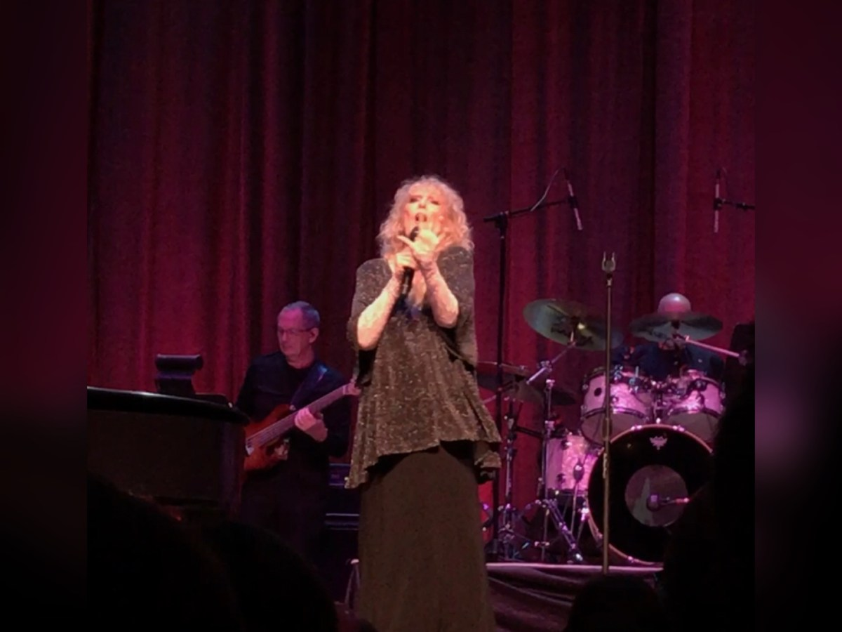 Guilty Pleasure Confession - I Saw This 85-Year-Old Legend In Concert...And She Did Her Thing!