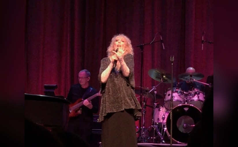 Guilty Pleasure Confession – I Saw This 85-Year-Old Legend In Concert…And She Did Her Thing!
