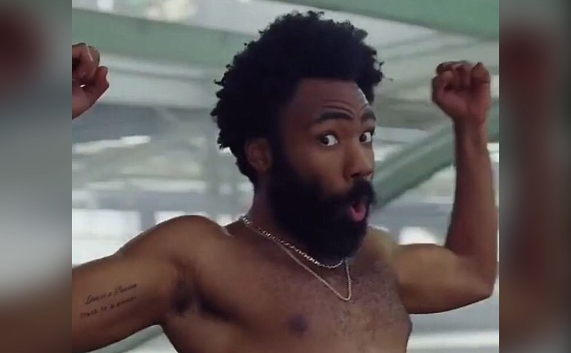 "Childish Gambino's Disturbing Commentary Makes ""America"" Great…on the Charts (for the first time)"