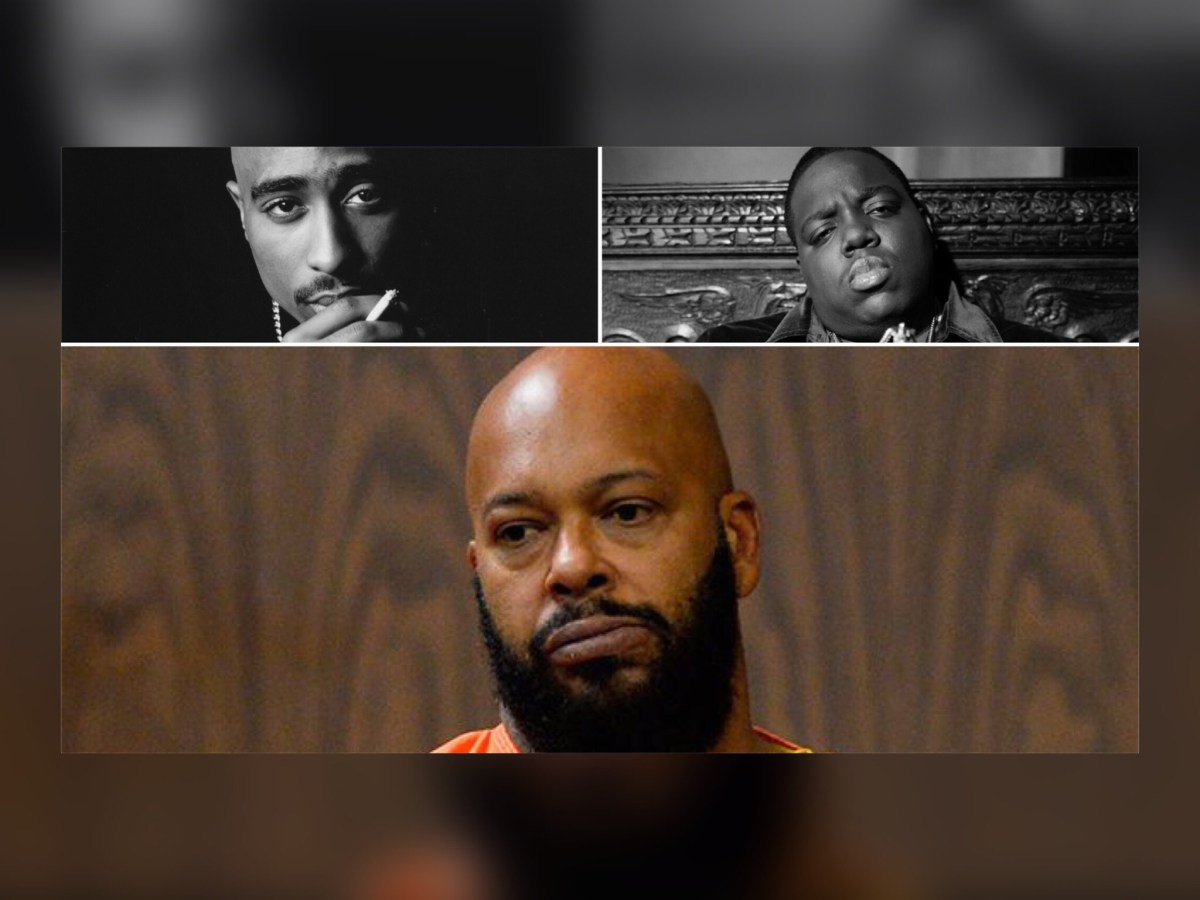 Suge Knight's 28-Year Prison Sentence - Retribution For Tupac and Biggie?