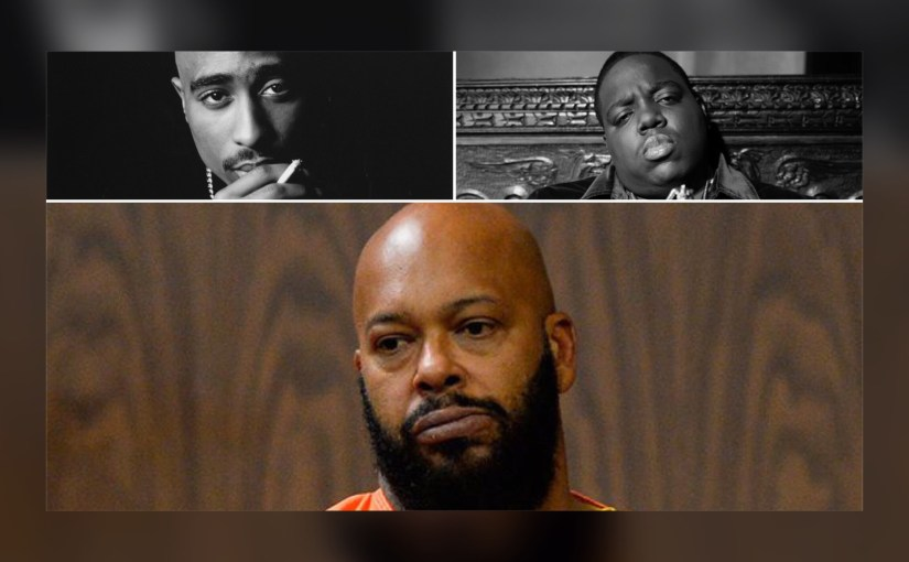 Suge Knight's 28-Year Prison Sentence – Retribution For Tupac and Biggie?
