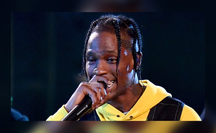 Record of the Year?  Travis Scott's #1 hit has a mixed legacy as complicated as the track itself.