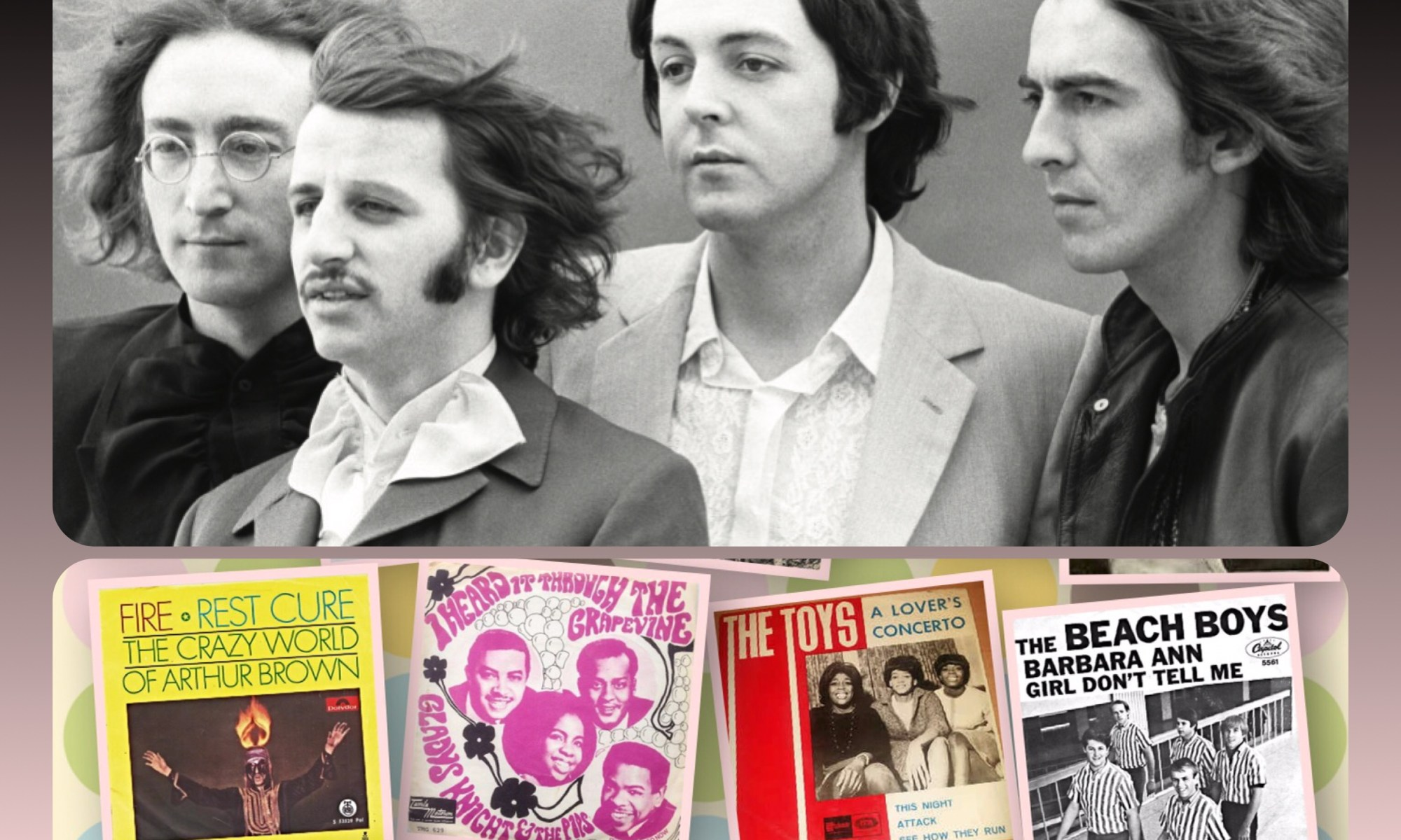 383510aa5 Stuck in the Beatles' Tracks – The No. 2 Songs They Blocked from the Top