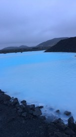The splendid Blue Lagoon