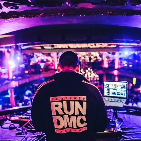 DJ Sax London Wedding Party DJ Hire