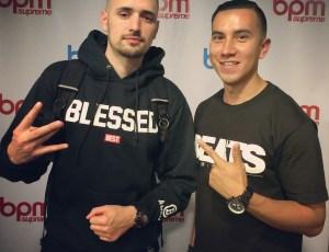 DJ Seize Interviews DJ Amen