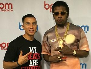 DJ Seize Interviews Trinidad James