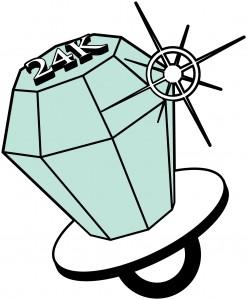 24K Logo (colour)