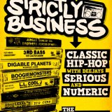 STRICTLY BUSINESS @ THE RED LIGHT (06.18.2011)