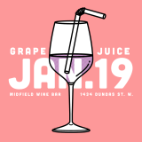 GRAPE JUICE @ THE MIDFIELD (01.19.2013)