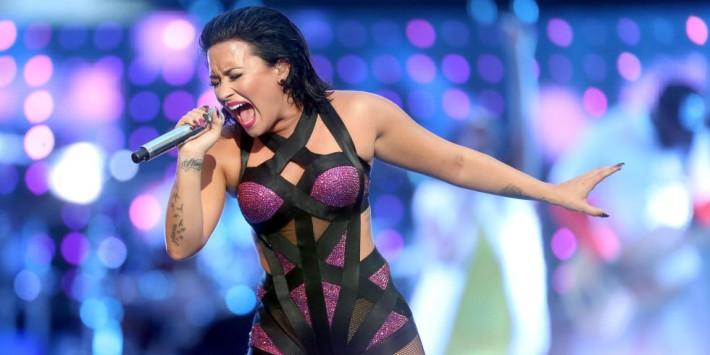 Demi Lovato em Performance Show