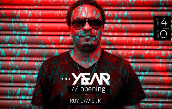 Roy Davis Jr de Chicago EUA