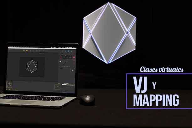 DJSpace - Clases Virtuales de VJ