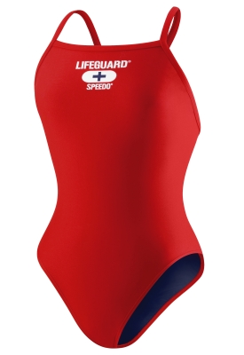 Speedo Lifeguard Flyback Swimsuits