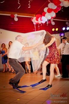 Oczepiny - taniec nowej pary młodej