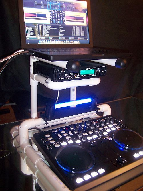Diy Laptop Stands Dj Techtools