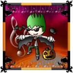 Joe Ximer (Halloween) - June 11, 2014
