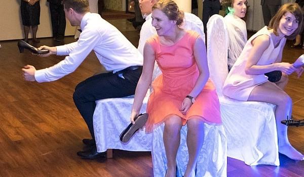 Zabawy weselne, oczepinowe z klasą