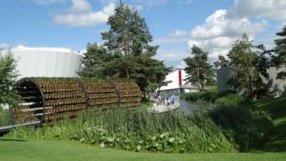Dufttunnel or Fragrance garden