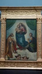 Raphael, Sistine Madonna