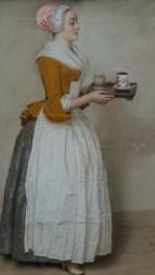 Jean Etienne Liotard, Chocolate Girl