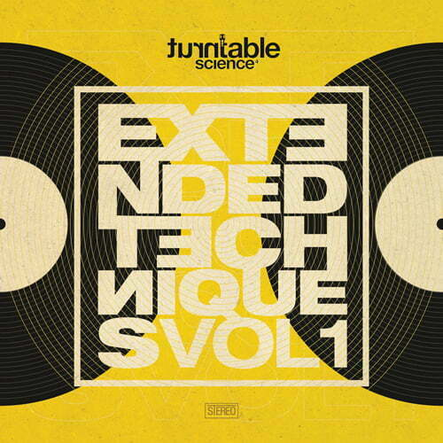 Turntable Science – Extended Techniques vol. 1 ( Independent 2009 )