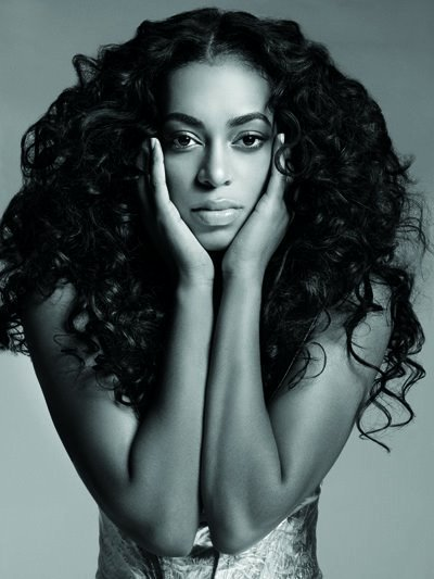 Solange Knowles photo from DJ Wonder site