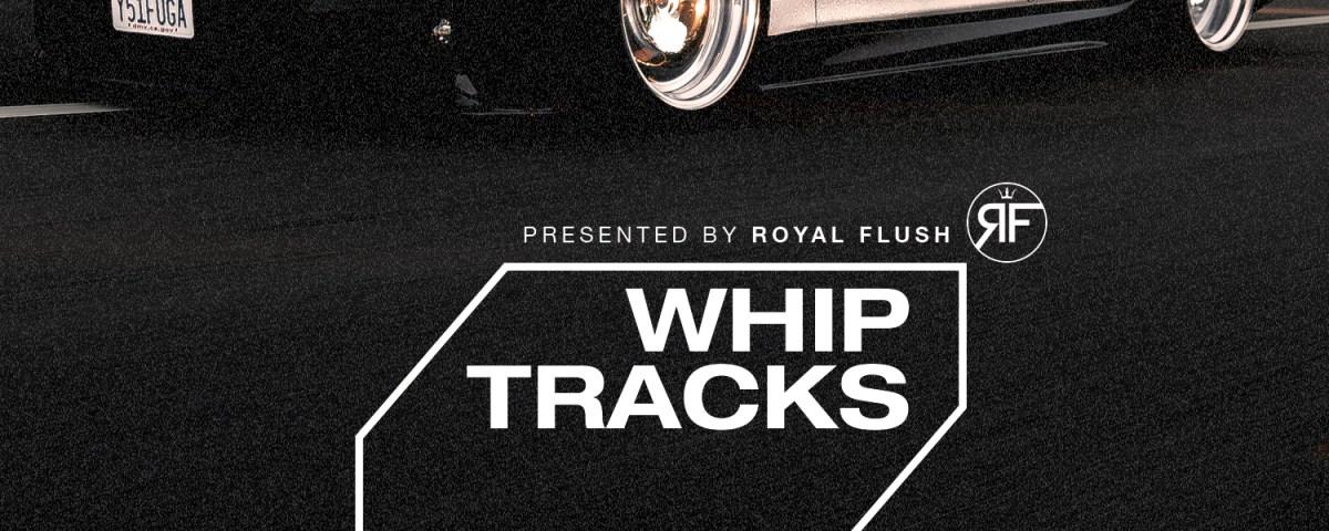 dj wrex whip tracks royal flush crew