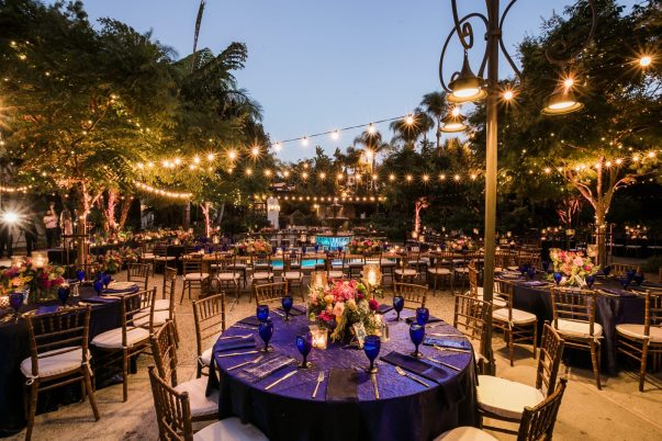 Best Southern California Outdoor Wedding Venues - Los Angeles River Center and Gardens