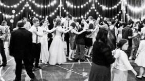 Dj na poročni zabavi v Festivalni Dvorani Lent