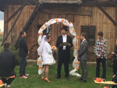 Dj na rokerski poroki