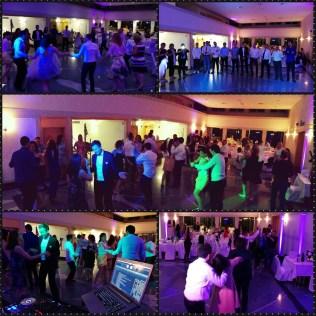 Dj na poroki v hotelu Habakuk, zabava in nočno dogajanje