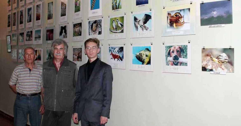 персональная выставка Краматорского фотохудожника Бориса Ивановича Фоменко
