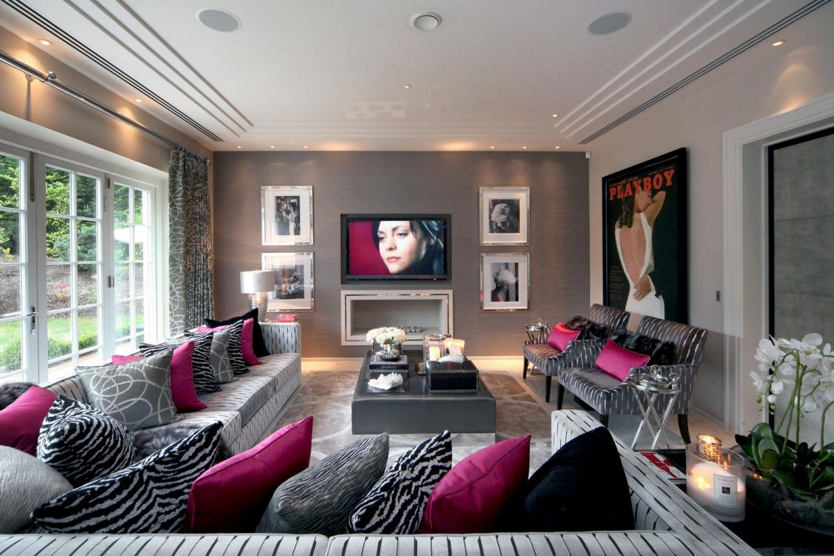 Hollywood Inspired Interiors St Georges Hill