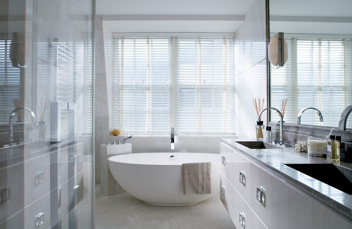 Modern Luxury Bathrooms