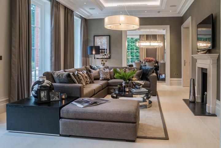 Classic Contemporary Living Room Design Ideas Conceptstructuresllc Com