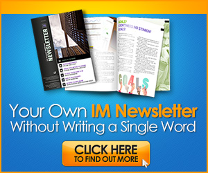 Internet Marketing Newsletter PLR - Product Review
