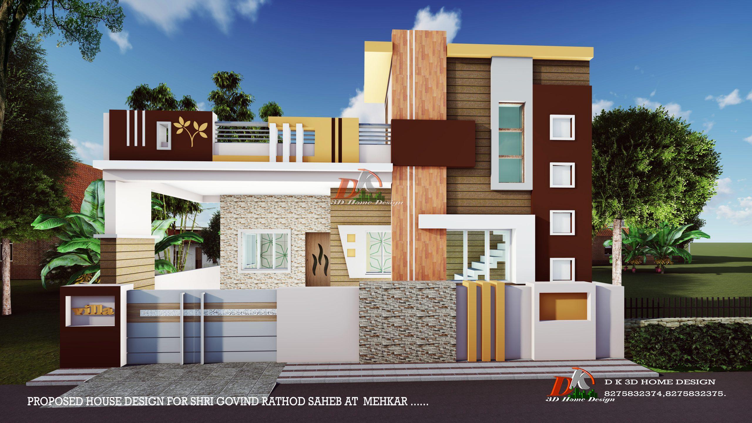 Ground floor elevation