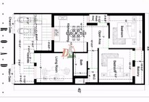 22x40 house plan