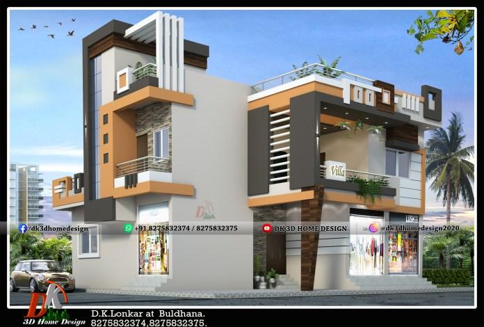 simple modern bungalow design