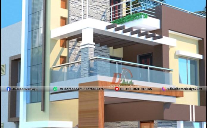 balcony railing design glass