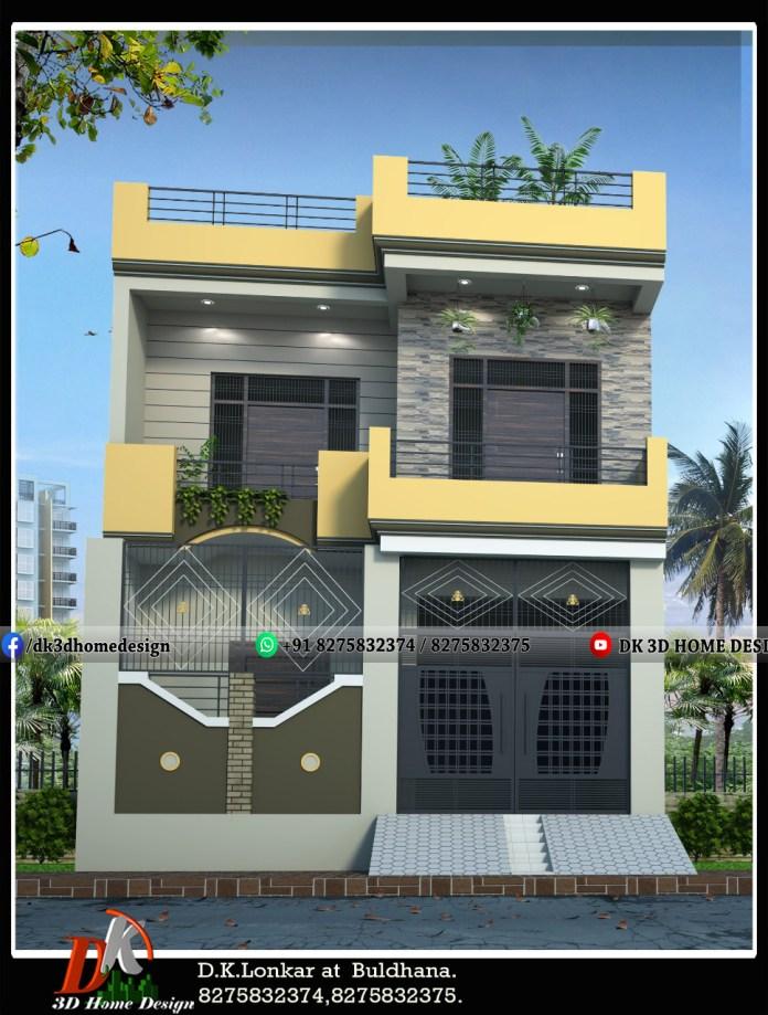 home exterior colour combinations