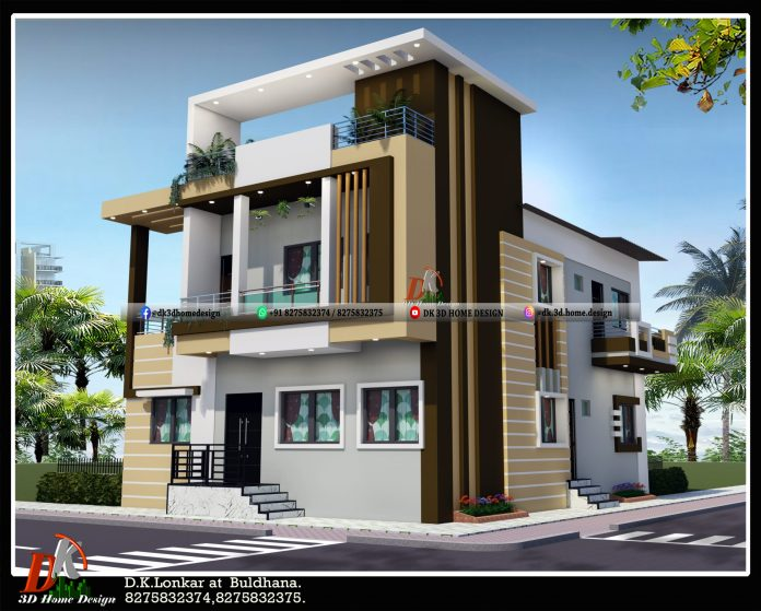 2 story house design in 30x40