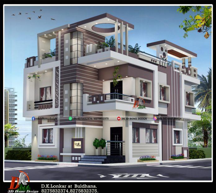 2 floor exterior color combinations