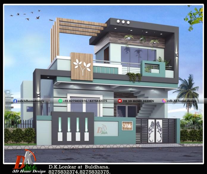 28x50 3d house design