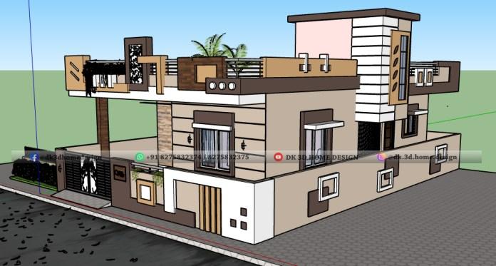 150 square meter house design